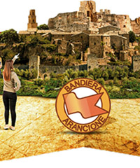Caccia ai Tesori Arancioni a Castrocaro Terme