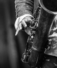 Il Maestro Marco Zurzolo in concerto con la Banda MVM