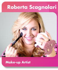 Roberta Scagnolari in streaming con