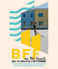 Bellaria Film Festival on the beach 2020