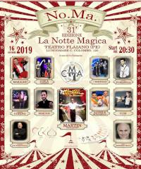 Notte Magica Verdi Note.La Notte Magica A Pescara 31 Edizione A Pescara E Dintorni