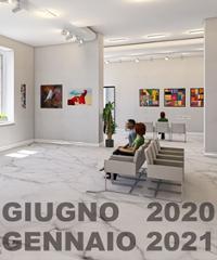 2020 Virtual PAN: tour virtuale al PAN di Napoli con circa 100 opere