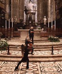Dante in Duomo: letture quotidiane dei canti danteschi