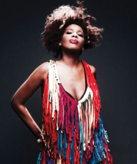 Macy Gray, l'unica data italiana è al GruVillage
