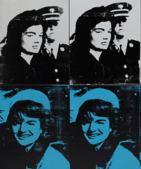 American Art 1961-2001. Da Andy Warhol a Kara Walker