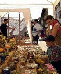 Le Petit Marché du Bourg, il mercatino artigianale