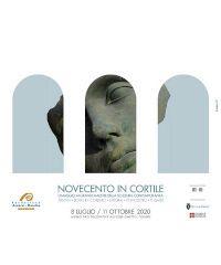 """""""Novecento in cortile"""", mostra di sculture"""