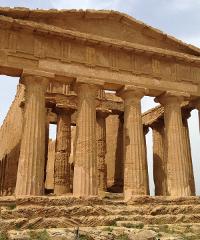 """""""Costruire per gli Dei"""" alla Valle dei Templi di Agrigento"""