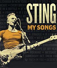 "Sting torna in tour in Italia con ""My songs"""