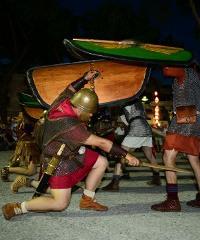 A Gatteo a Mare Festa Romana e Castrum Gatthei