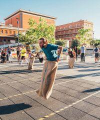 Giochi senza quartiere: un palio contemporaneo in Trastevere