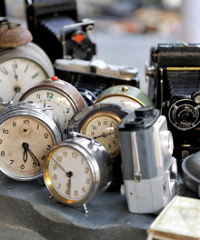 SOSPESO FINO A DATA DA DESTINARSI - Il bagagliaio, mercatino di oggetti d'occasione