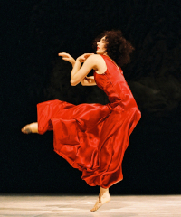 Cristiana Morganti porta sul palco