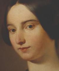 Una pittura femminile piccola piccola