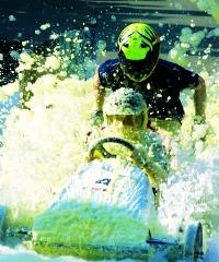 Soap Box Rally Bergamo 2020,  la sfida delle macchine di legno