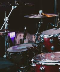 Il giovane batterista Mark Giuliana in concerto