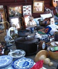 L'Antico e le Palme, torna il mercatino dell'antiquariato