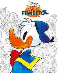 Festival del Fumetto Disney: buon compleanno Paperino