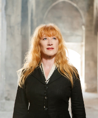 Loreena McKennitt in tour in Italia