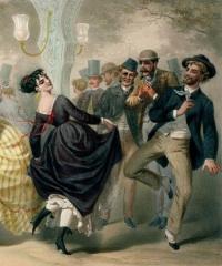 Feste dell'800, tableaux vivants a Modigliana