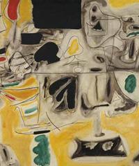 Arshile Gorky, l'artista ame5ricano in mostra a Venezia