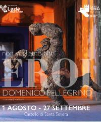 """""""Non vogliamo altri eroi"""", mostra di Domenico Pellegrino"""
