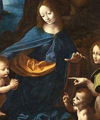 """Incontri virtuali """"La Vergine delle Rocce di via Lanzone"""""""