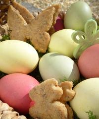 Pasqua al Castello di Rivalta, l'uovo d'oro