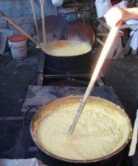 Sagra della polenta di San Cassiano