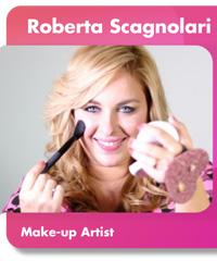 Roberta Scagnolari in streaming con