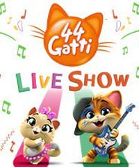 44 Gatti Live Show, i gatti canterini tornano in tour