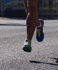 La Corsa del Trenino, corsa non competitiva
