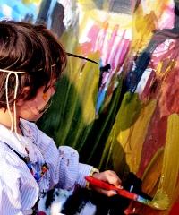 Learning English through 20th Century Artists: togliamo il colore come Hans Hartung