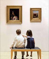 Musei online per bambini con laboratori e storytelling