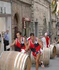 Il Bravio delle Botti a Montepulciano