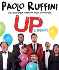 Paolo Ruffini in 'Up & Down'