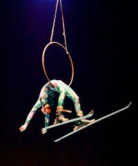 Riparte il circo contemporaneo a Torino con pubblico in sala e in streaming