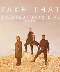 I Take That tornano in Italia