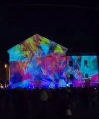 The Next Reality a Carmagnola, musica e mapping 3D con Sammy Barbot
