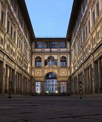 Tour virtuale alla scoperta della Galleria degli Uffizi