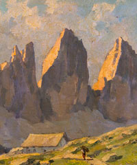 Rinviata a data da destinarsi la mostra 'Il racconto della montagna' a Palazzo Sarcinelli