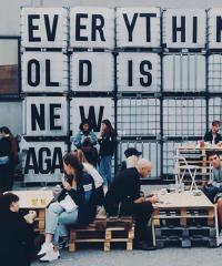 East Market, al via la sesta stagione del mercatino vintage