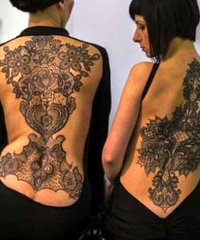 Torna l''International Tattoo Expo Roma