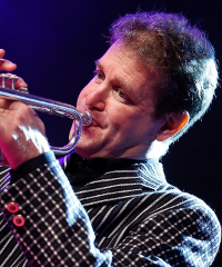 Michael Supnick in concerto con The Sweetwater Jazz Band