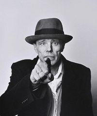 MAESTRI. Incontriamoli in streaming: Joseph Beuys