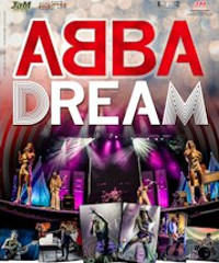ABBAdream: un tribute show unico alla storica band svedese