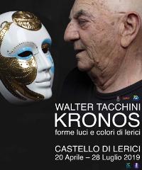Kronos, la mostra di Walter Tacchini