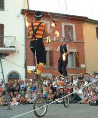 La Strada Festival: teatro, musica, danza e circo a Brescia