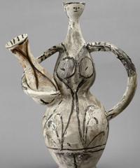 50 pezzi unici raccontano il rapporto di Picasso con l'arte ceramica