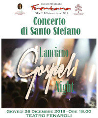 Lanciano Gospel Night